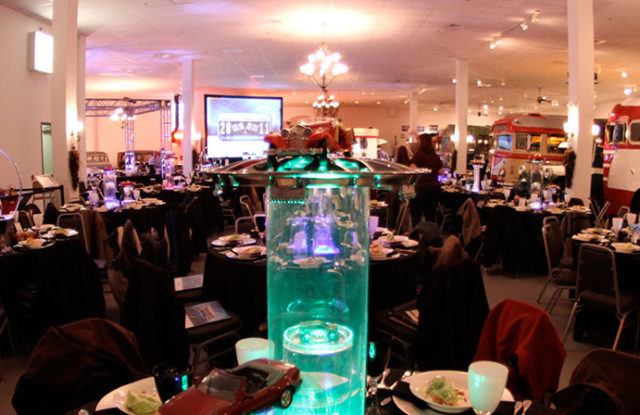 corporate event caterers