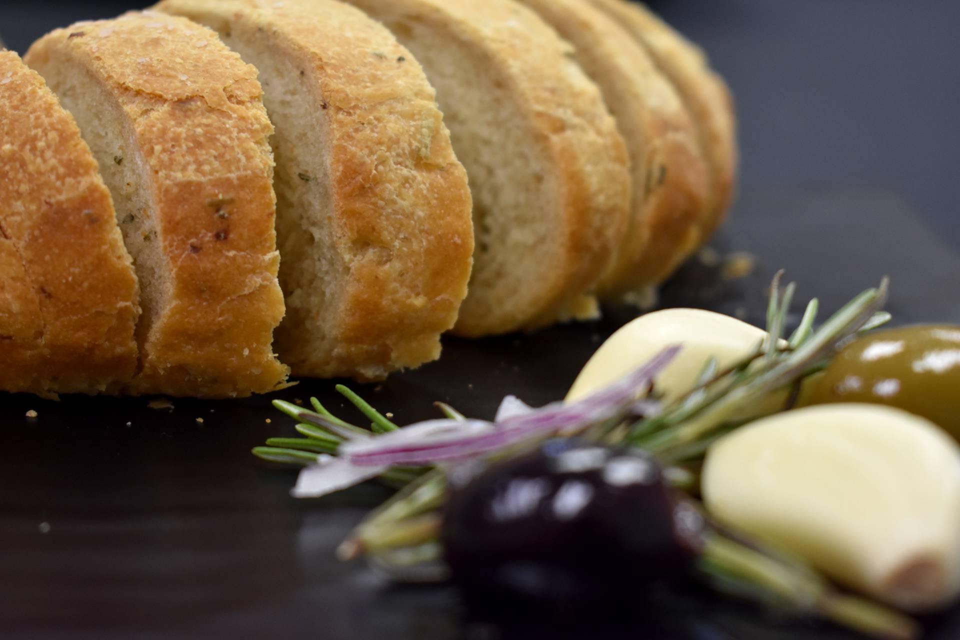 fresh bread bakery